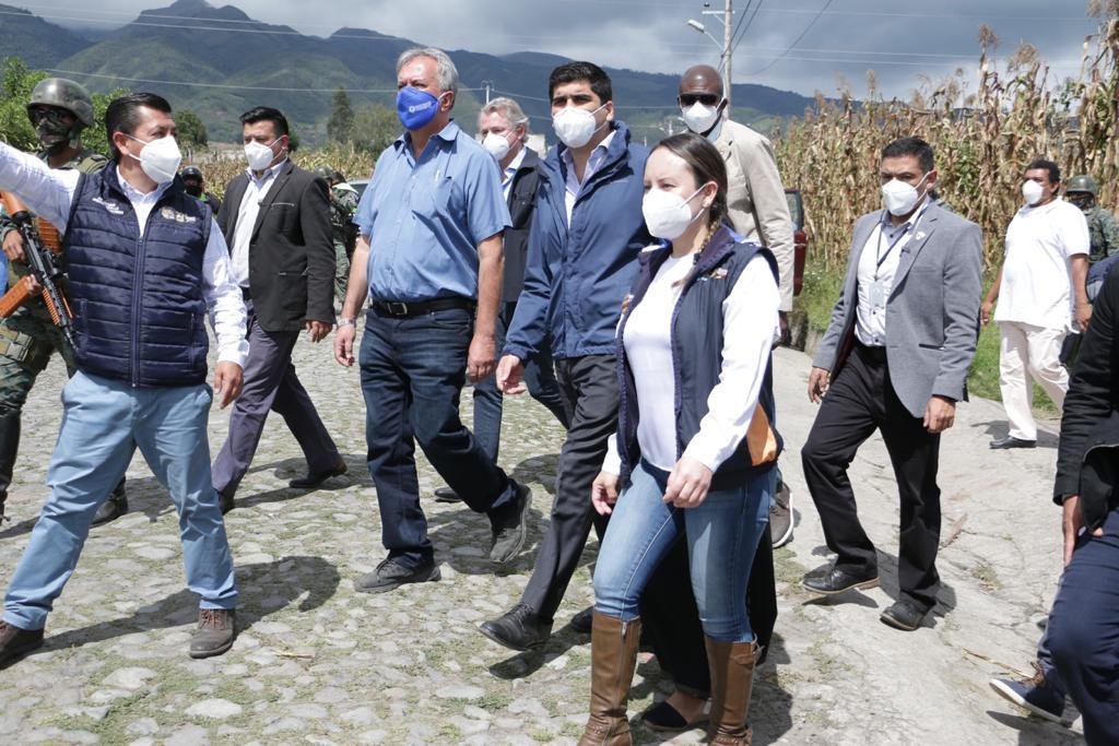 USD 2.7 millones en financiamiento para Cayambe, Otavalo e Ibarra para la lucha contra el COVID -19 y obras prioritarias